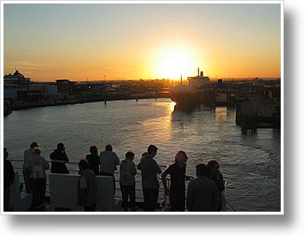 Fähre Hull-Zeebrugge