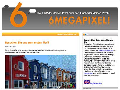6 Megapixel