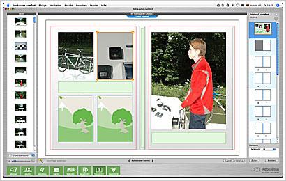 test fotobuch software f r den mac. Black Bedroom Furniture Sets. Home Design Ideas