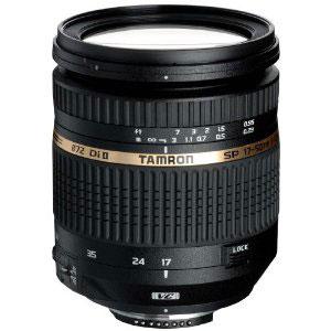 Tamron 2,8 17-55 mm VC