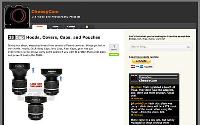 cheesycam.com