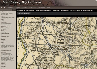 David Rumsey Map Collection