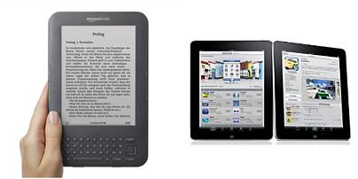 Kindle, iPad & Co - für Selbstverlage
