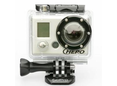 GoPro HD Kamera: Klein und wasserdicht