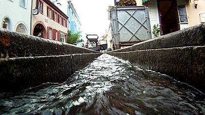 GoPro: Kann auch nass werden