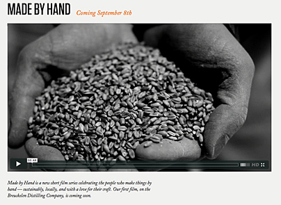 Video: made by hand