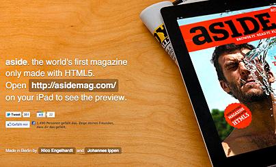 Das Aside-Mag