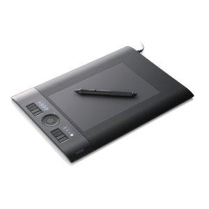 Grafik-Tablet: Für große Monitore sollte es schon A4 sein