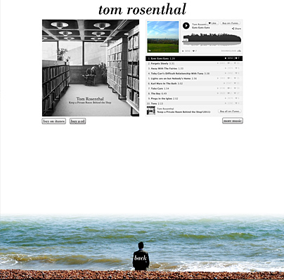 Tom Rosenthal - Musik und Videos