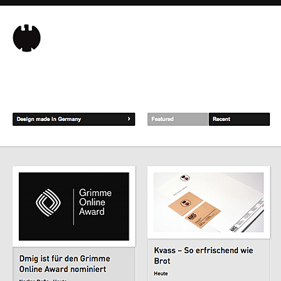 Die Webby Awards und Design made in Germany | joachimott journal