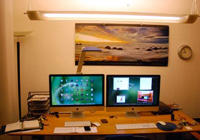 2 x iMac 27 alt und neu