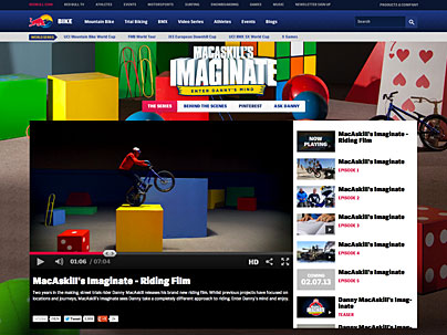 Danny MacAskill: Imaginate