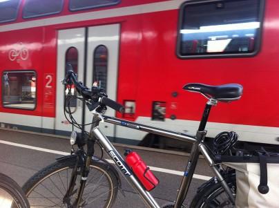 Radfahren im Schwarzwald mit Bus und Bahn
