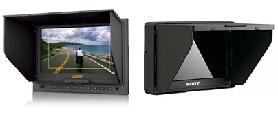 externe Video-Monitore