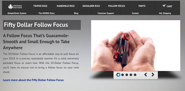 Mikro Follow Focus