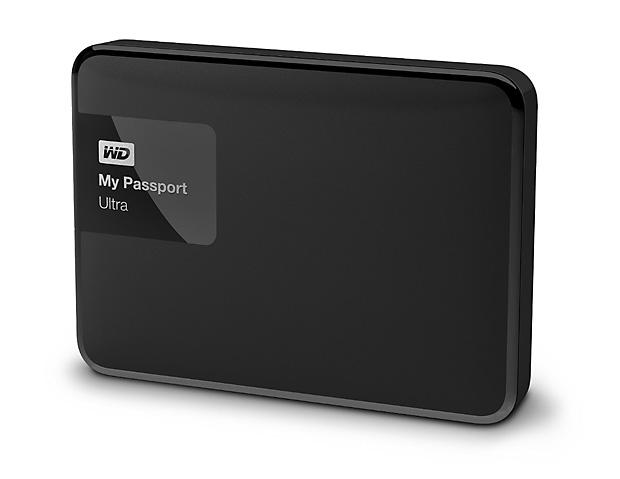 WD portable Festplatte