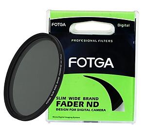 """Auch für kompakte Kameras mit """"kleinem"""" Objektiv gibt es oft passende ND-Filter."""