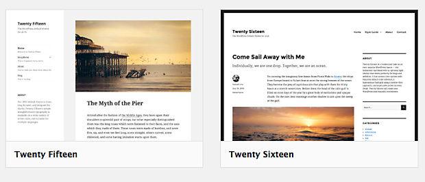 Child-Themes für WordPress ersparen Arbeiten nach einem Update