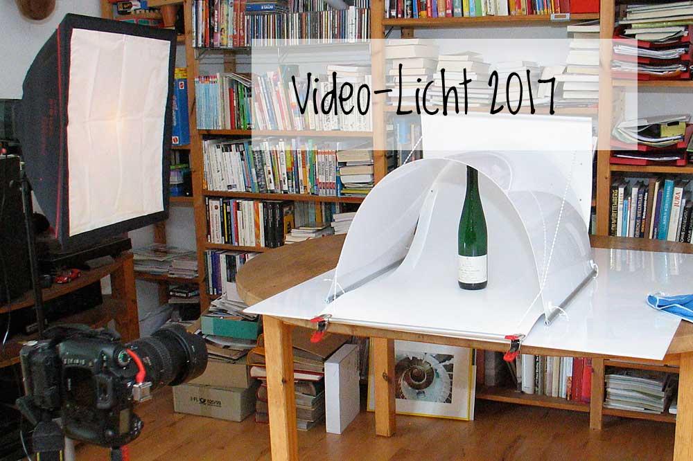 Video-Licht 2017 - lohnt sich jetzt ein Neukauf?