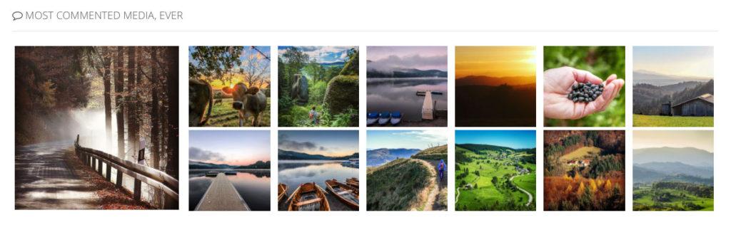 Die Instagram-Bilder mit den meisten Kommentaren