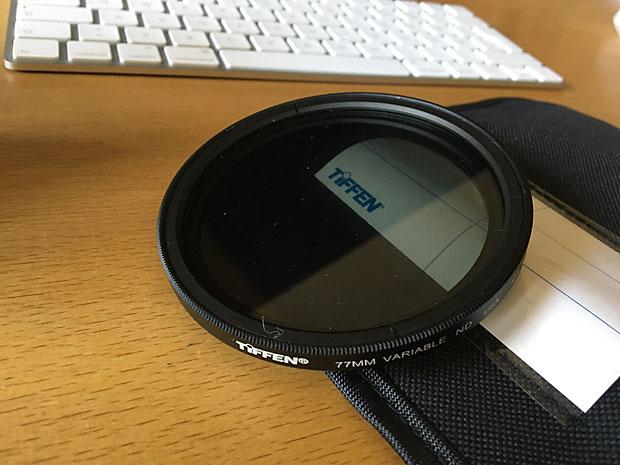 Die teuren großen ND-Fader in bester Qualität sind für Kompaktkameras nicht sehr attraktiv.