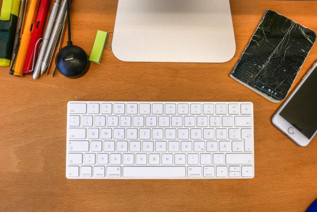 Schreiben kann eine Herausforderung sein. Aber auch viel Spass machen, wenn es rund läuft.