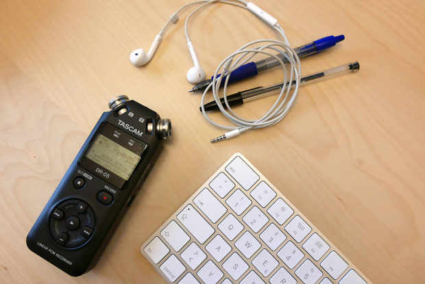 Besseres Audio für die Video-Aufnahme entsteht in der Vorbereitung, während der Aufnahme und in den Nachbearbeitung. Und braucht nicht immer große Investitionen.