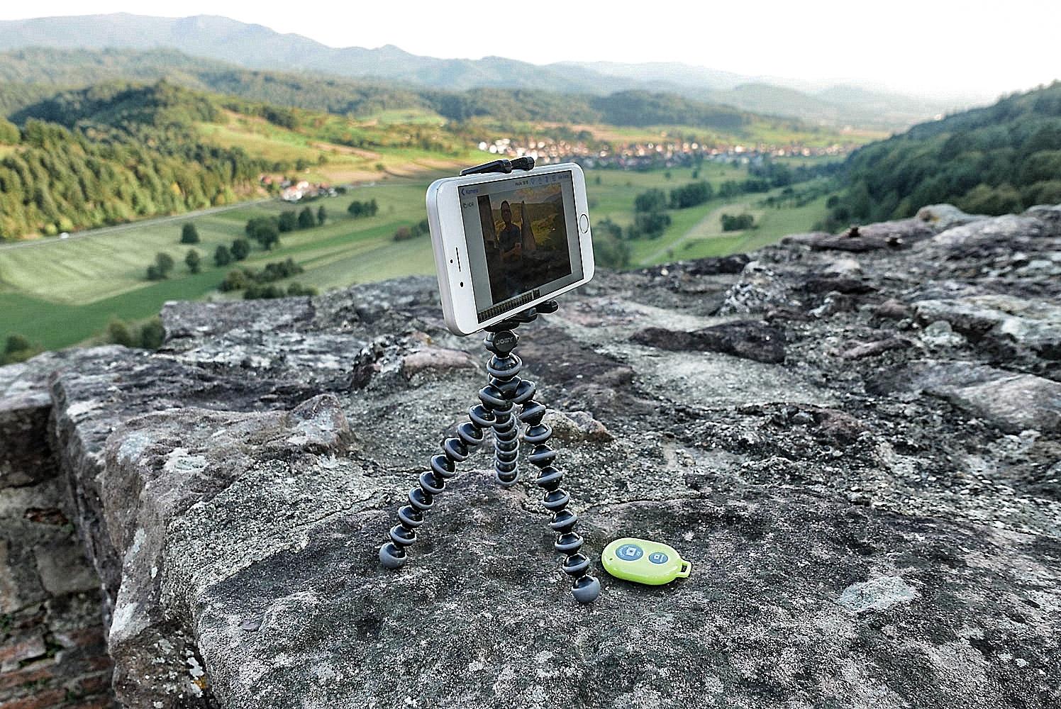 Runde Sache: Die komplette Geschichte eines Mini-Trips in Bildern und Videos.
