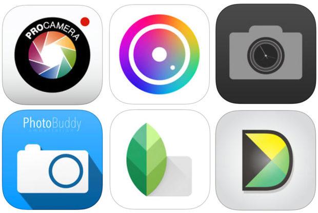 Foto-Apps als Helfer für Aufnahmen mit dem iPhone oder einer externen Kamera.