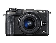 Meine bevorzugte Kamera für Instagram: Die Canon EOS M6.