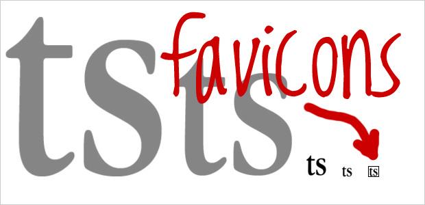 Favicons: Kleine Kunstwerke oder simpel wie diese - nur mit Initialen?