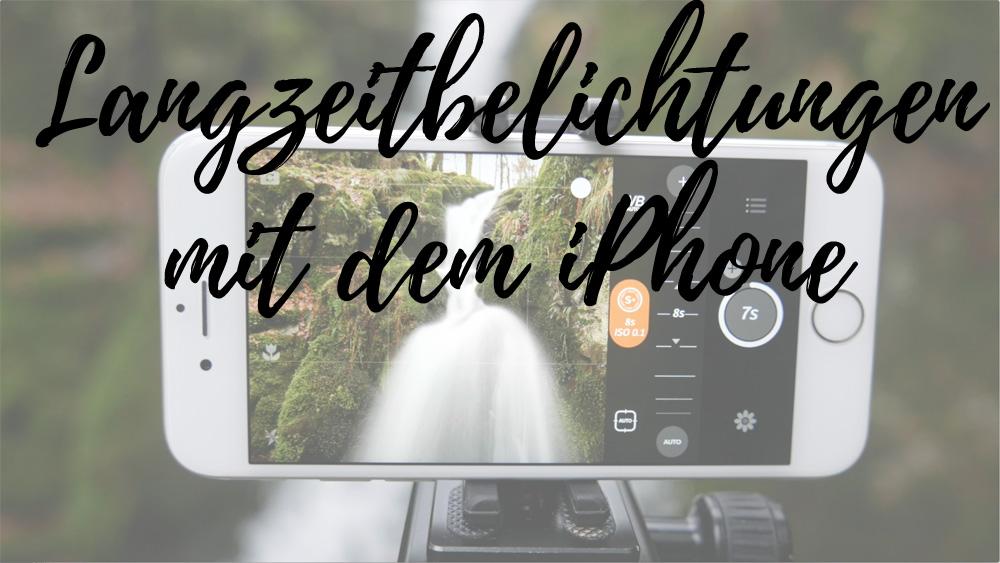 Langzeitbelichtungen mit dem iPhone: einfach und effektiv.
