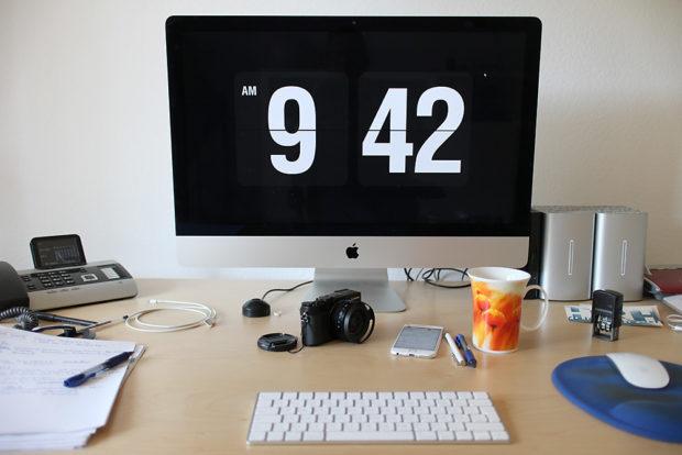 Home Office - eine attraktive Lösung, wenn man sich richtig eingerichtet hat.