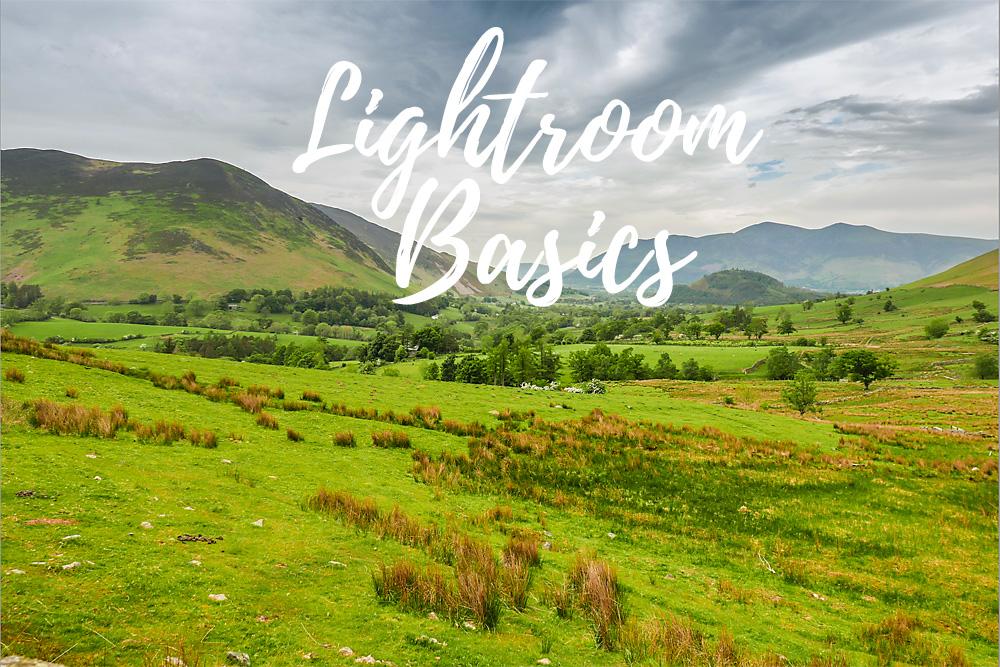 Lightroom Basics - verhelfen zu schnellen Ergebnissen.