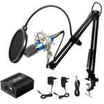 Podcast-Set: Die Basis-Ausstattung gibts für kleines Geld als Set.