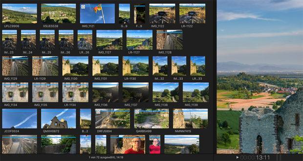 Hochformat-Videos sind mit jedem Schnittprogramm am Desktop recht einfach zu erstellen.
