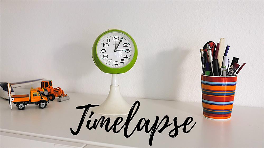 Timelapse-Aufnahmen wecken Aufmerksamkeit und sind relativ leicht zu erstellen.