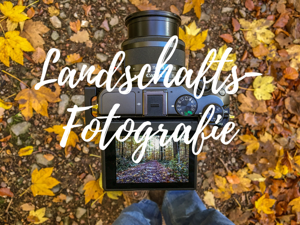 Kompakte Kamera, wenige Objektive und Zubehör: Sie macht Landschaftsfotografie Spass.