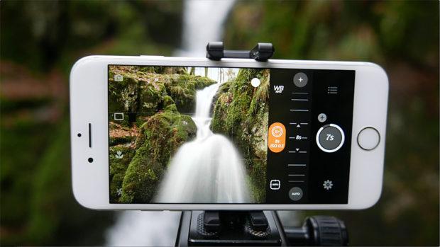 Das iPhone 6s kann 4K-Video und HD in Zeitlupe bis 120 FPS. In Verbindung mit einem Gimbal ergibt das tolles B-Roll-Material.