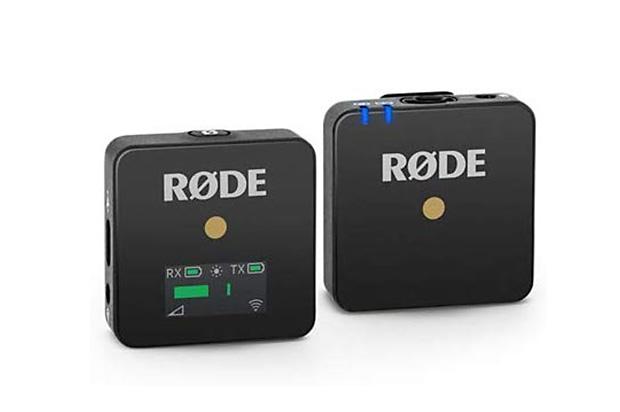 Kleiner, leichter, billiger: Das Rode-Go-System als Funkstrecke mit oder ohne Lavalier-Mikrofon ist eine günstige Einstiegslösung.
