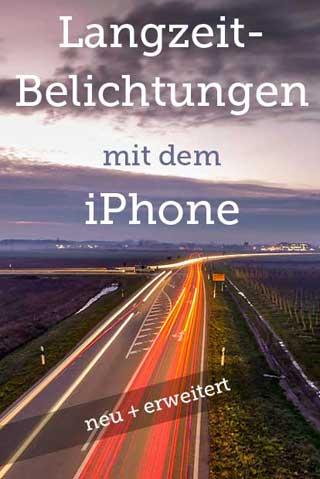Langzeitbelichtungen mit dem iPhone