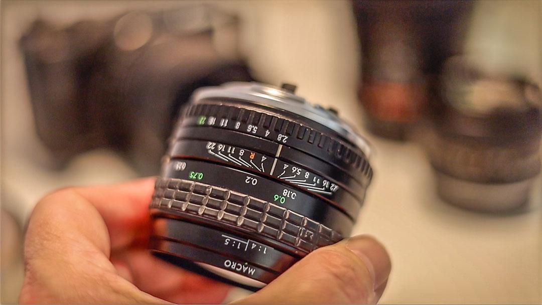 Objektive mit schönem Bokeh kann man mit seiner Kamera-Ausrüstung für die Highlights in den Hochformat Videos nutzen.