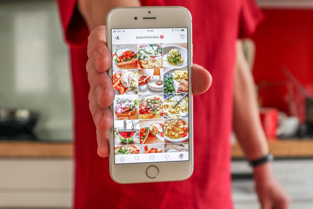 Küchengeschichten iPhone only: Mini-Stories ohne großen Aufwand.
