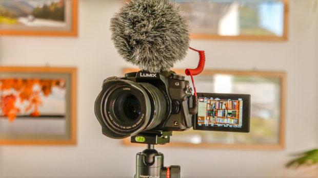 Videos mit der Kamera bieten mehr Möglichkeiten als die Webcams am Notebook.