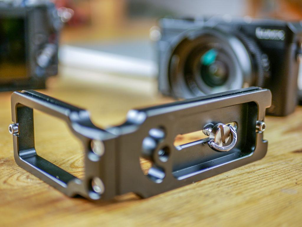 Standard-Brackets unterscheiden sich oft nur in den Maßen und bei der Anschluss-Schraube.