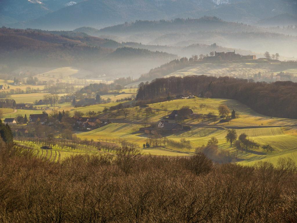 Auch mit den unbekannteren Schwarzwald-Ansichten kann man punkten.