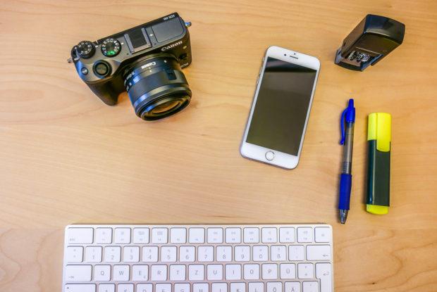 Blog-Fotos, einfach und schnell, variantenreich und ansprechend.