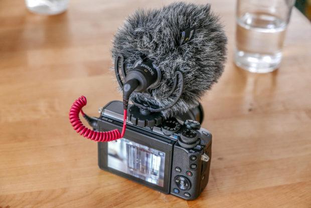 Mikrofone für Kameras: die externen sind meist die bessere Lösung