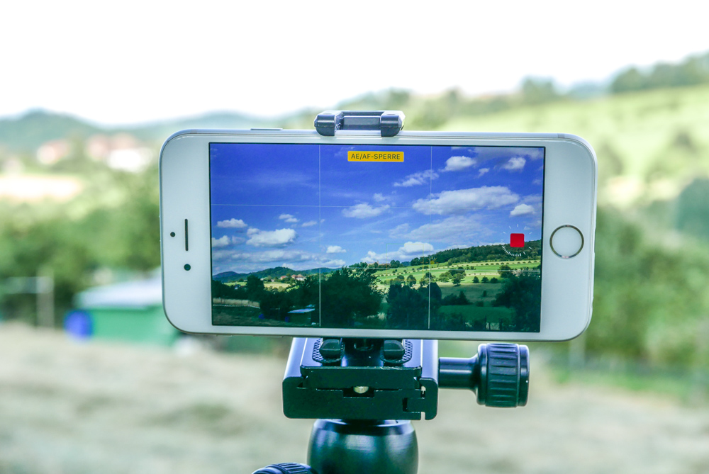Timelapse Aufnahmen mit dem iPhone: Einfach und immer erfolgreich, wenn man ein paar Dinge beachtet.