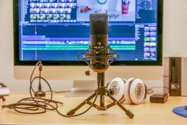 Das Voice-Over macht auch aus einfachen Aufnahmen ein professionelleres Video.